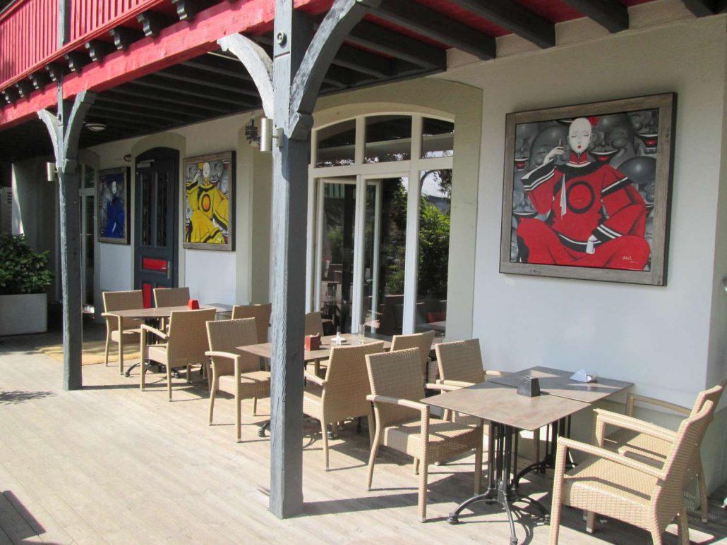Restaurant, Chez maman, Genève