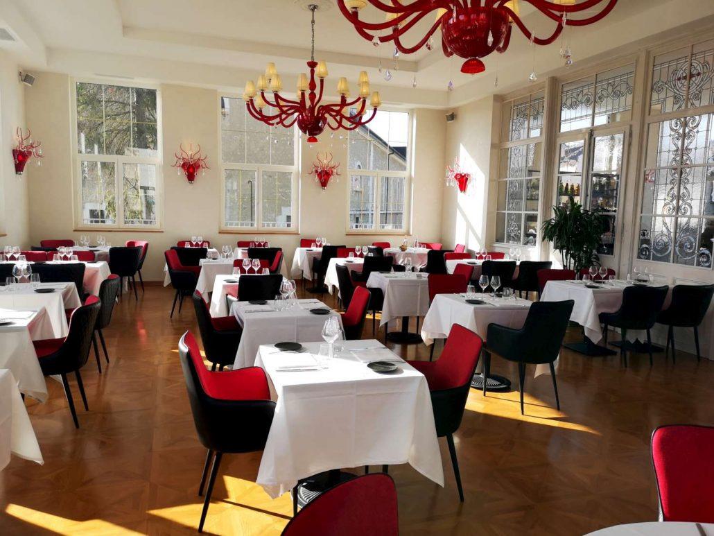 Restaurant, Le Bon Accueil, Divonne les Bains