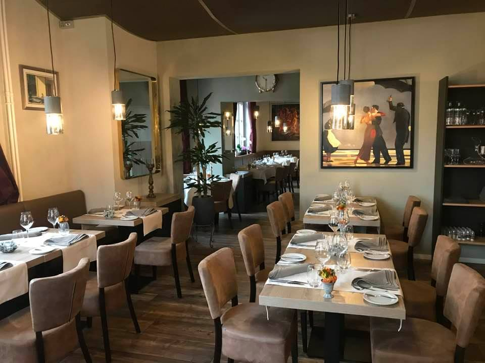 Restaurant La Pinte, Crissier