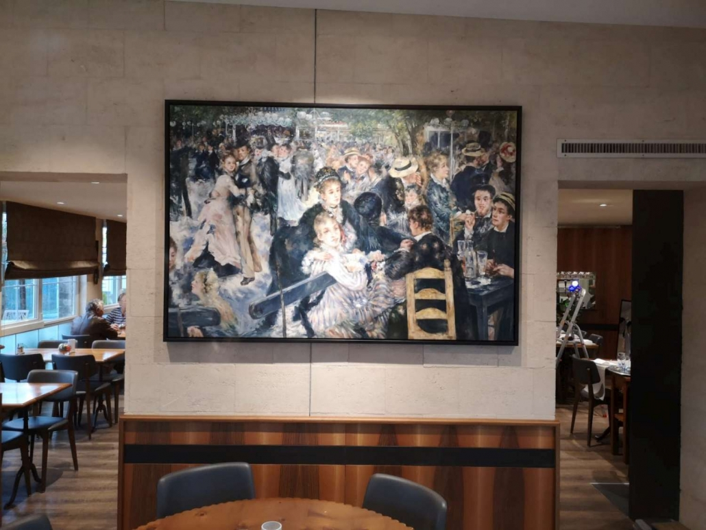 Restaurant, Le Coucou, Le Mont sur Lausanne