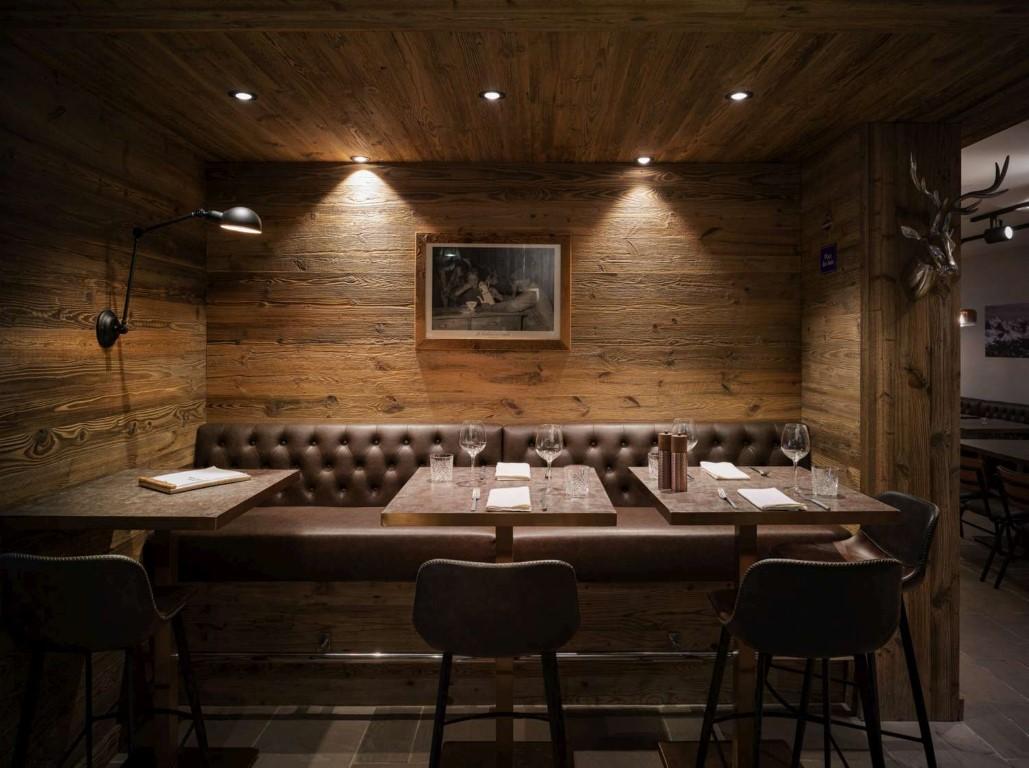Restaurant, Casy, Crans-Montana